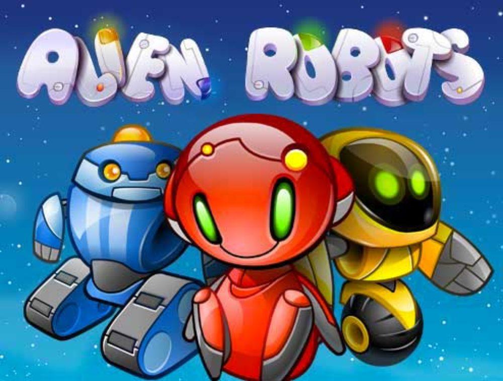Игровые автоматы NetEnt в Украине Укрказино Alien Robots