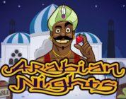 Играть в слоты онлайн в казино на гривны Укрказино Арабиан Найтс