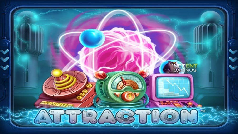 Играть в слоты NetEnt приватбанк Укрказино Attraction