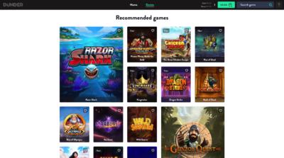 Лучшие европейские казино онлайн Укрказино Дундер