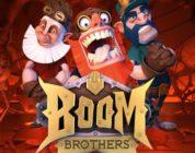 Играть в слоты NetEnt онлайн Ukrcasino Boom Brothers
