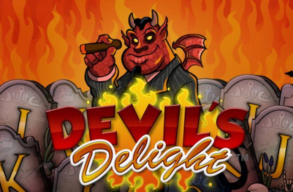 Играть в игровые автоматы в казино онлайн Укрказино Devil's Delight NetEnt