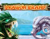 Играть в слоты на гривны онлайн Укрказино Dragon Island NetEnt
