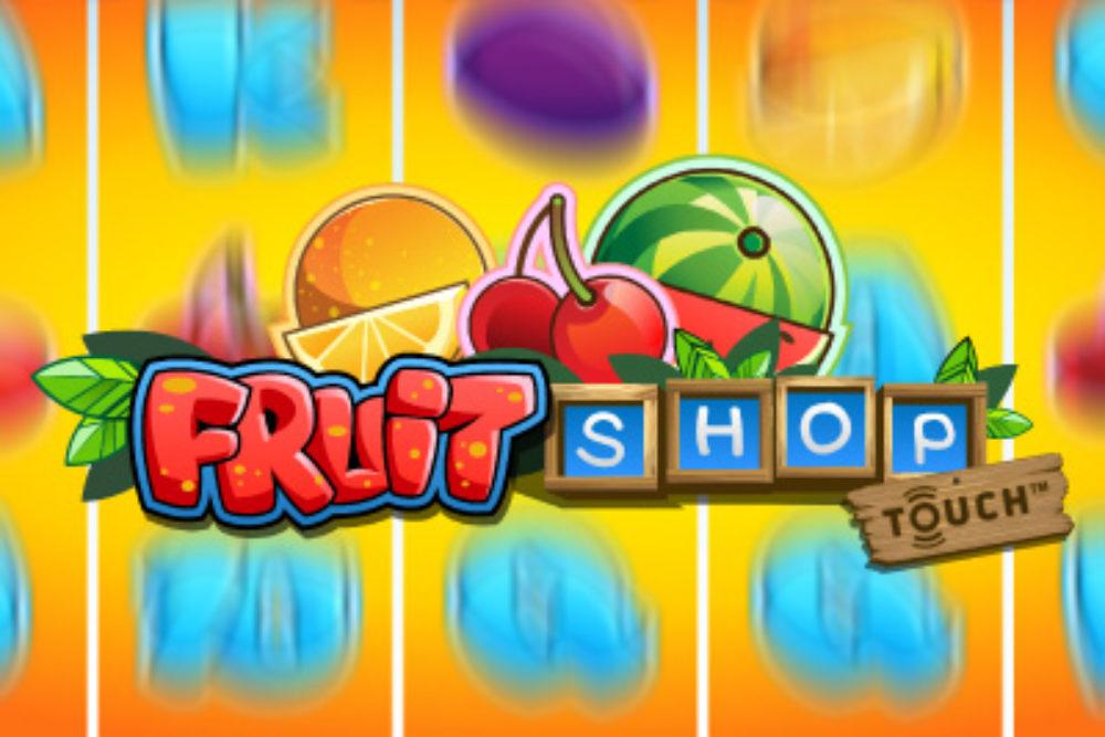 Играть в слоты NetEnt приватбанк Укрказино Fruit Shop