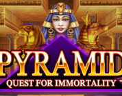 Украинское казино на гривны Ukrcasino Pyramid: Quest for Immortality NetEnt