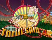 Игра в автоматы онлайн Ukrcasino Thtill Spin