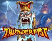 Лучшие игровые автоматы НетЕнт Украказино Thunderfist