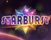 Обзор слотов NetEnt Starburst