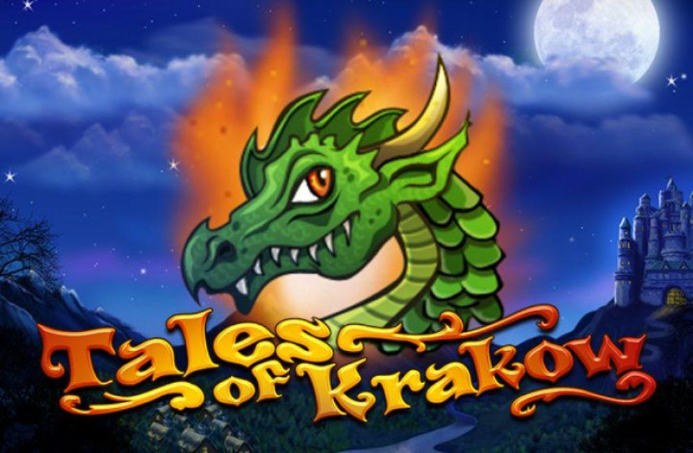 Лучшие автоматы от NetEnt Tales of Krakow