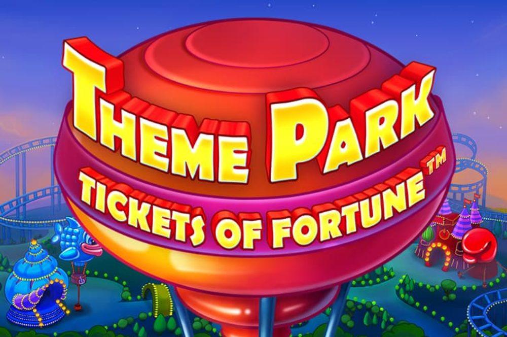 Играть в слоты на гривны онлайн Theme Park: Tickets of Fortune