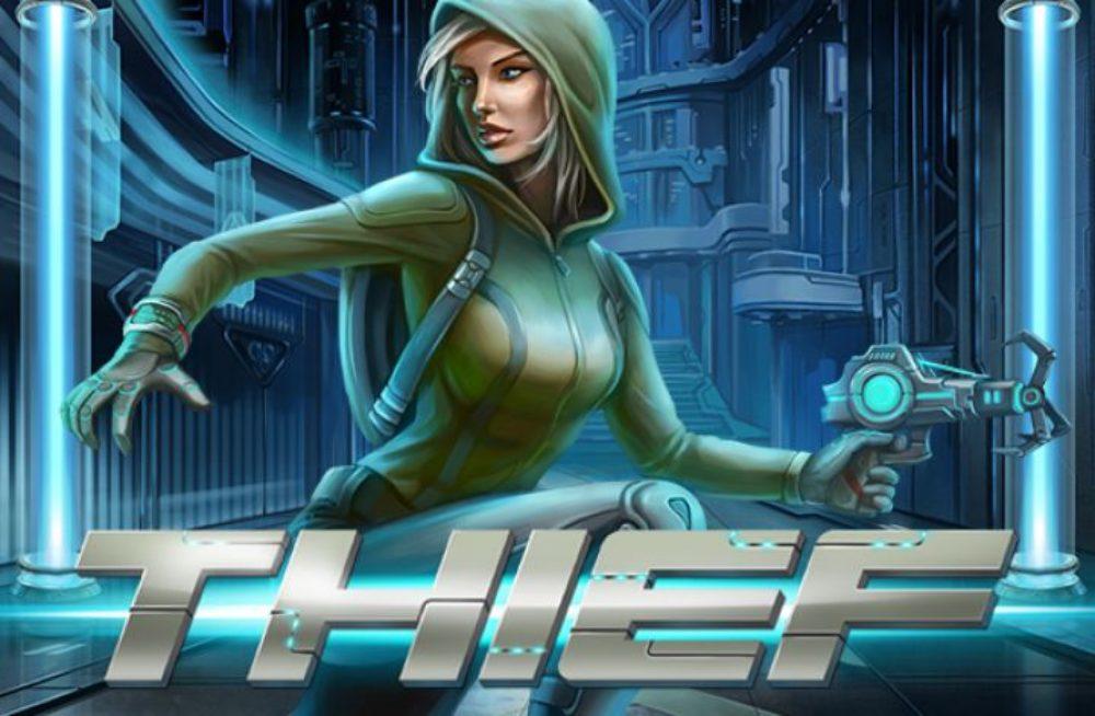 Игровые автоматы играть онлайн NetEnt Thief