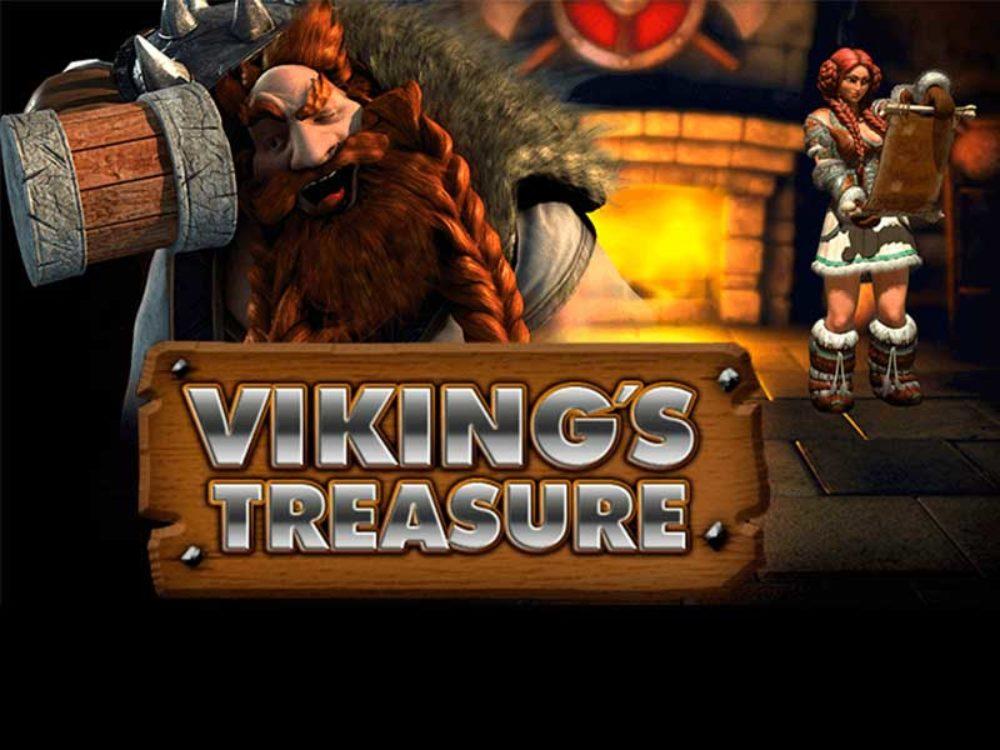 Игровые автоматы NetEnt Приват 24 Ukrcasino Viking's Treasure