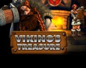 Игровые автоматы NetEnt Приват 24 Ukrcasino Viking's Treasure