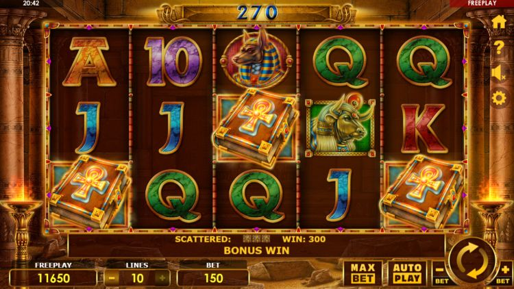 Book Of Lords Slot Review Amatic Bonus
