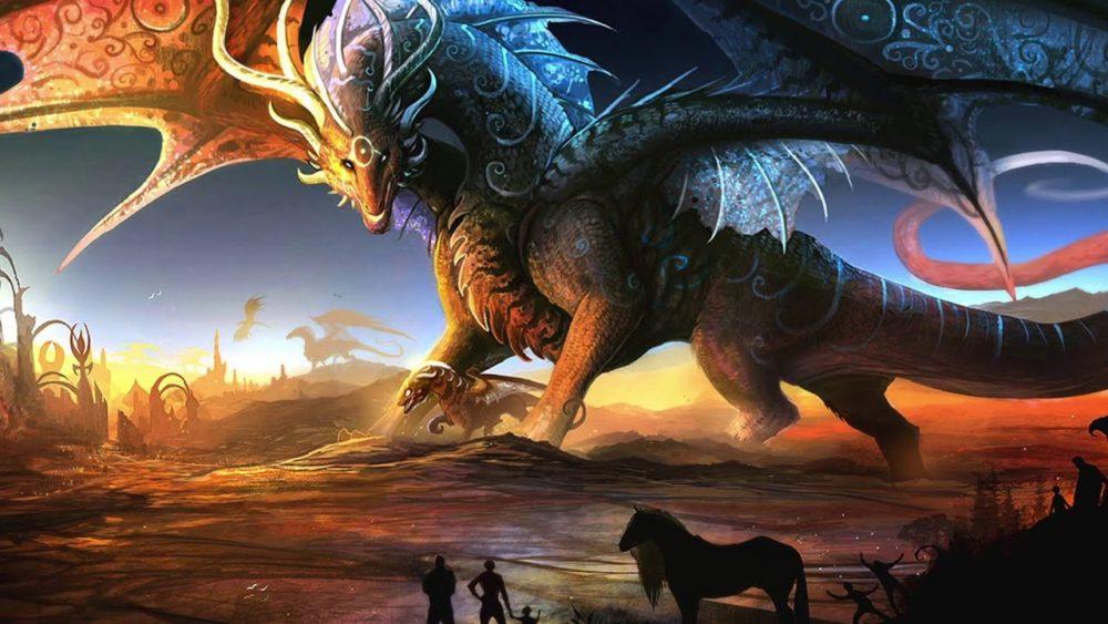 Играть в казино на гривны онлайн Укрказино Dragon's Myth