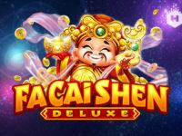 Играть в топовые слоты онлайн Укрказино Fa Cai Shen Deluxe