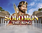 Играть в Solomon The King онлайн на гривны Укрказино