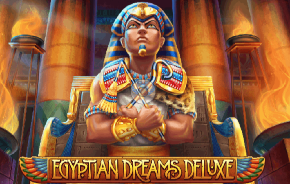 Играть в слот Egyption Dreams Deluxe онлайн на гривны Укрказино