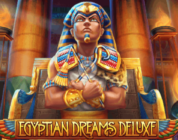 Играть в слот Egyption Dreams Deluxe онлайн на гривны Укрказино