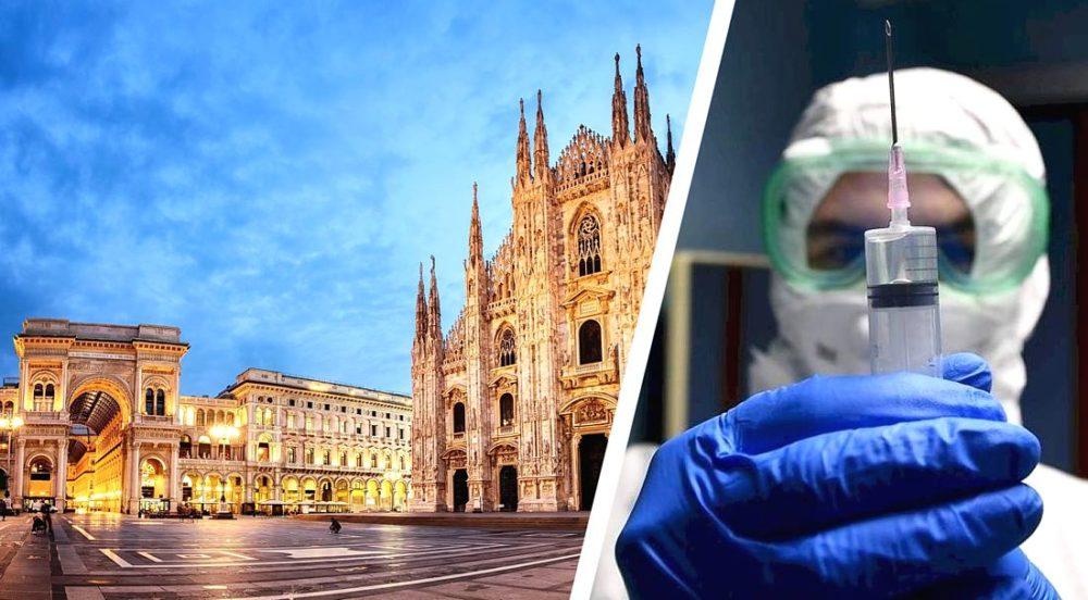 Италия – европейский очаг коронавируса