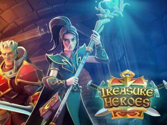 Играть в слот Treasure Heroes от Habanero на гривны онлайн Укрказино