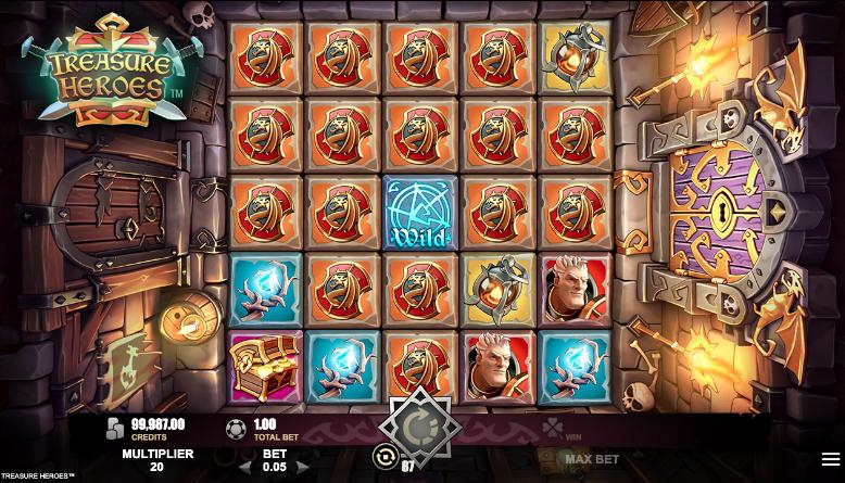 Treasure Heroes1