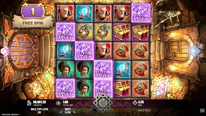 Treasure Heroes3