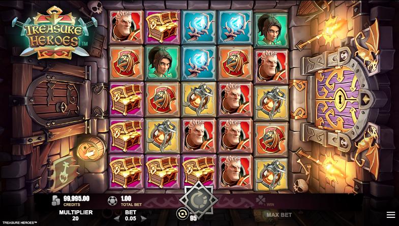 Treasure Heroes4