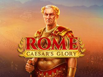 Играть онлайн в видеослот Rome: Caesar's Glory