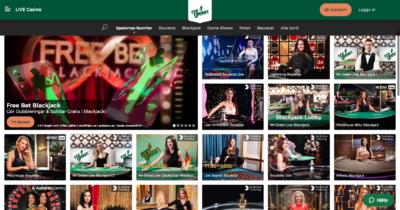Играть в казино Mr Green онлайн Ukrcasino