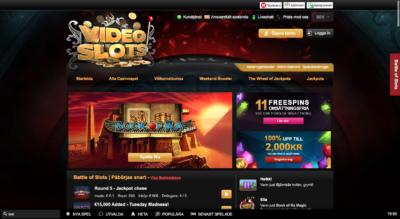 Играть Videoslots онлайн Ukrcasino