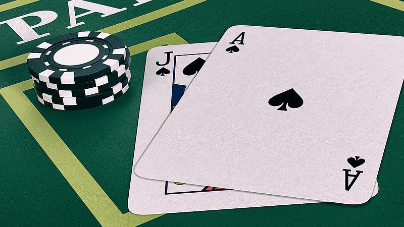 Играть в blackjack в онлайн казино с Ukrcasino