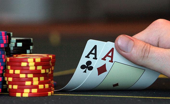 Играть в покер в онлайн казино с Ukrcasino