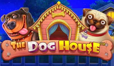 Играть в слот The Dog House онлайн в Казино с Ukrcasino