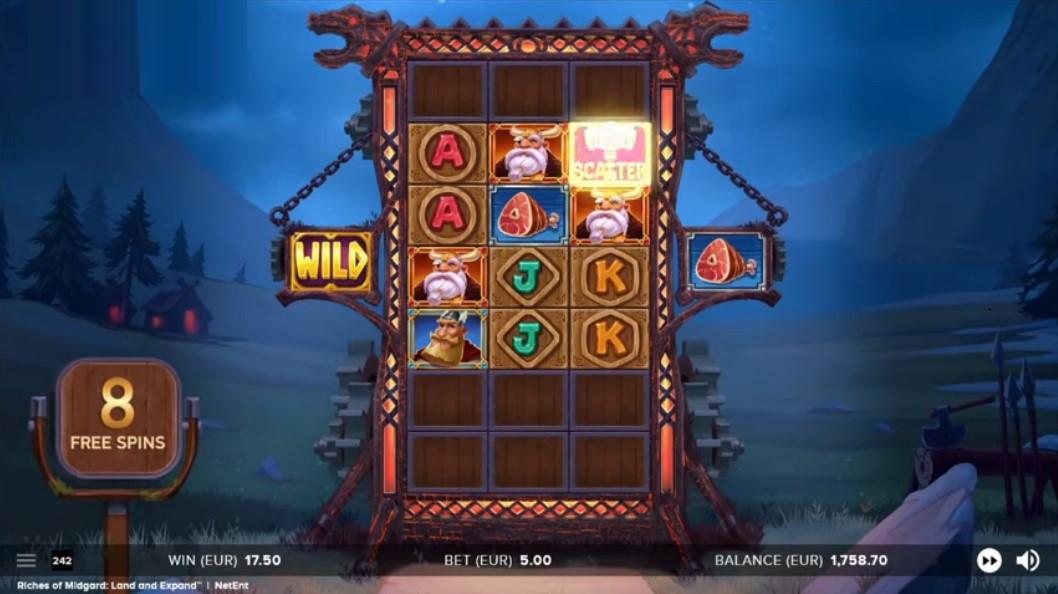 Новые слоты от Net Ent играть онлайн