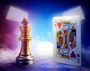 В Украине прошёл первый онлайн Шахматно-покерный матч