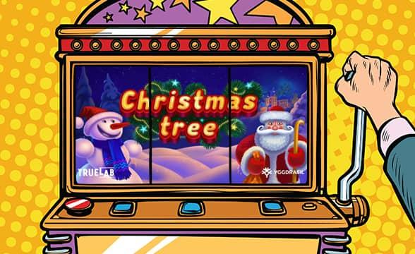 Играть в Christmas Tree от Yggdrasil вместе с Ukrcasino
