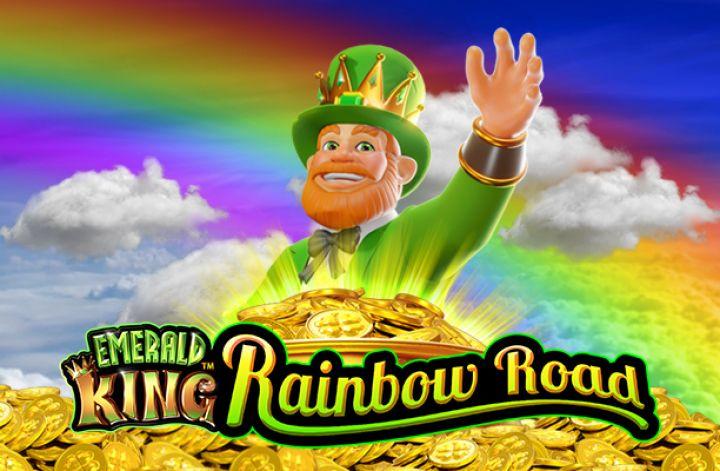 Играть в Emerald King Rainbow Road онлайн на гривны с Ukrcasino