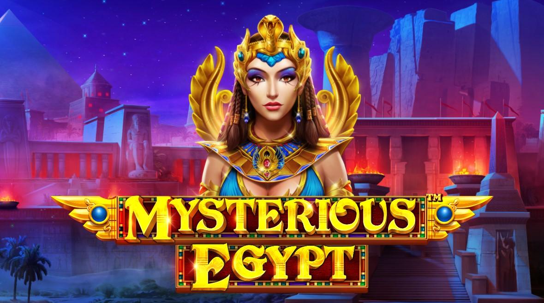 Играть в Mysterious Egypt онлайн на гривны с Ukrcasino