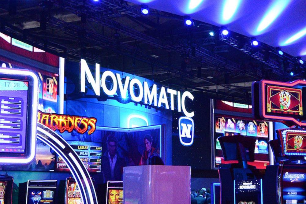Оригинальный Novomatic в украинском онлайн казино