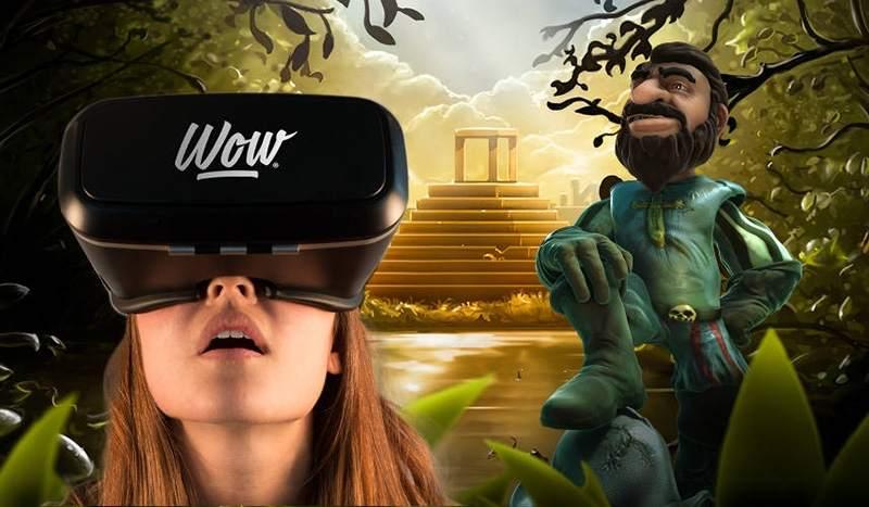 Играть в VR Casino онлайн
