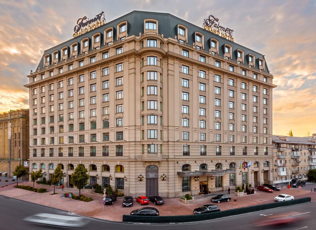 Отель в центре Киева получил разрешение на открытие казино