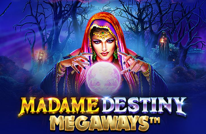 Madame Destiny Megaways играть онлайн на гривны с Ukrcasino