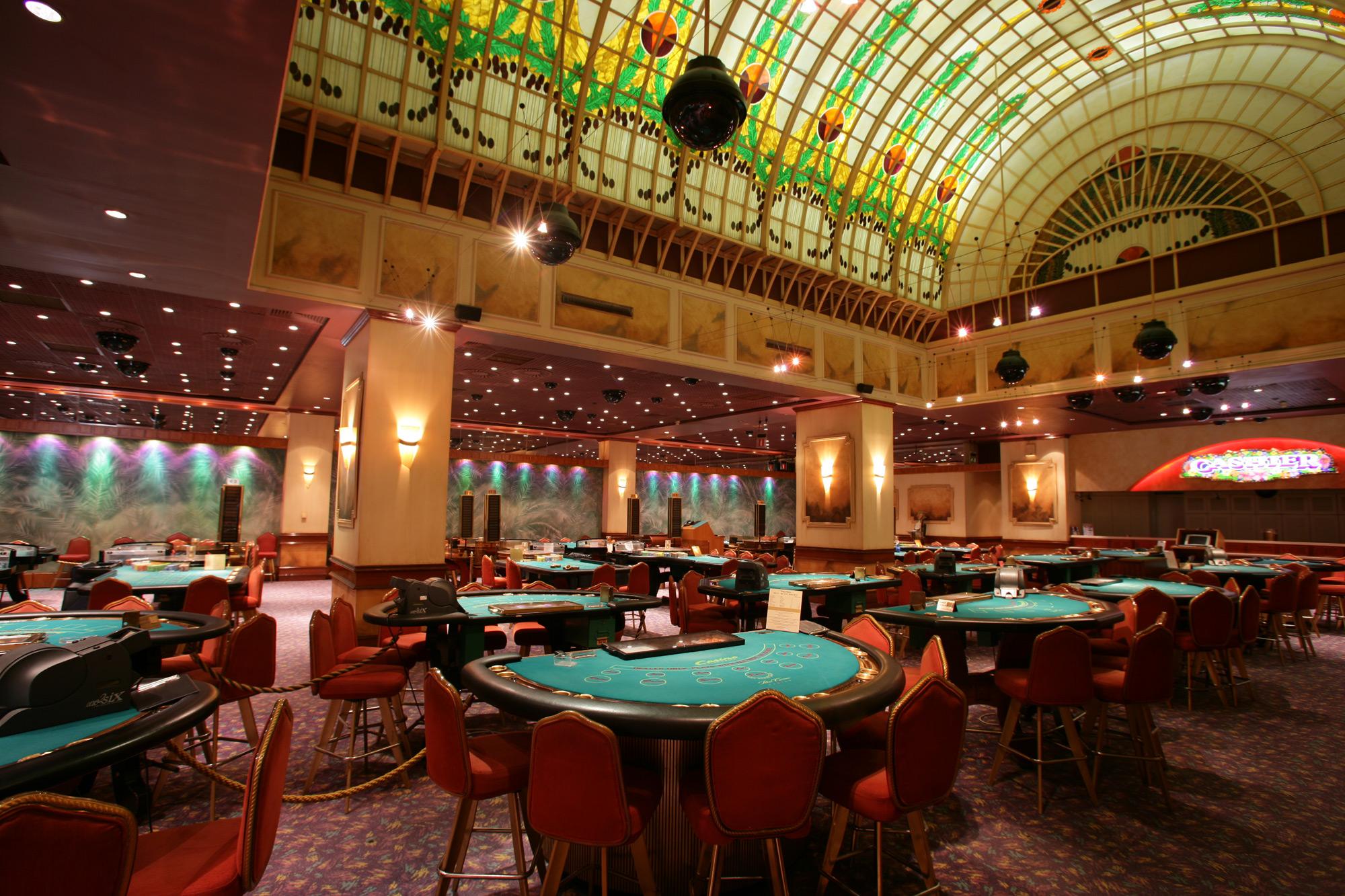 Отели получившие разрешения на размещение казино