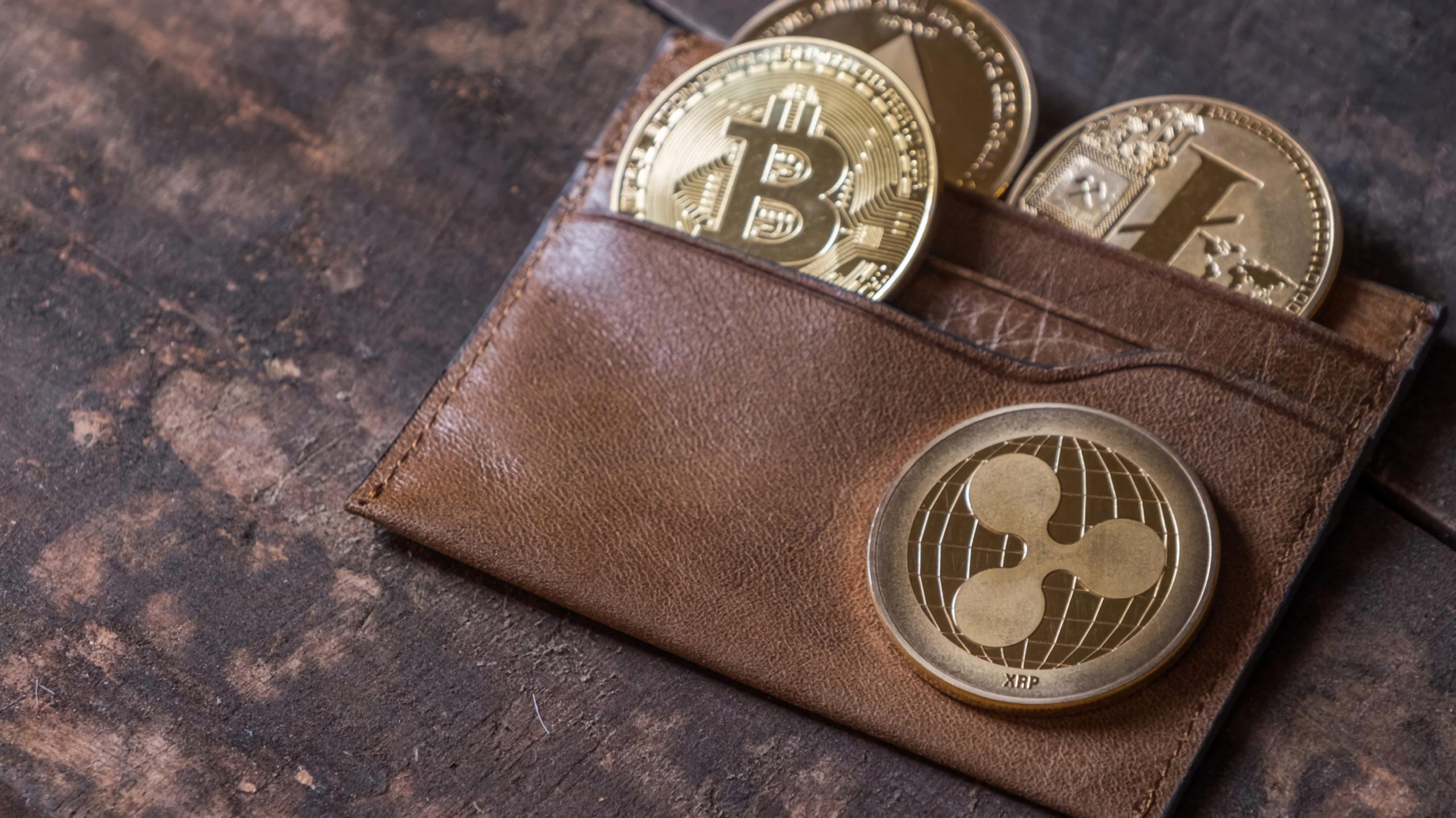 Создание криптовалютного кошелька