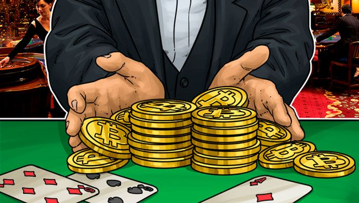 Виды биткоин-казино