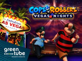 Cops 'n' Robbers Vegas Nights greentube ukrcasino