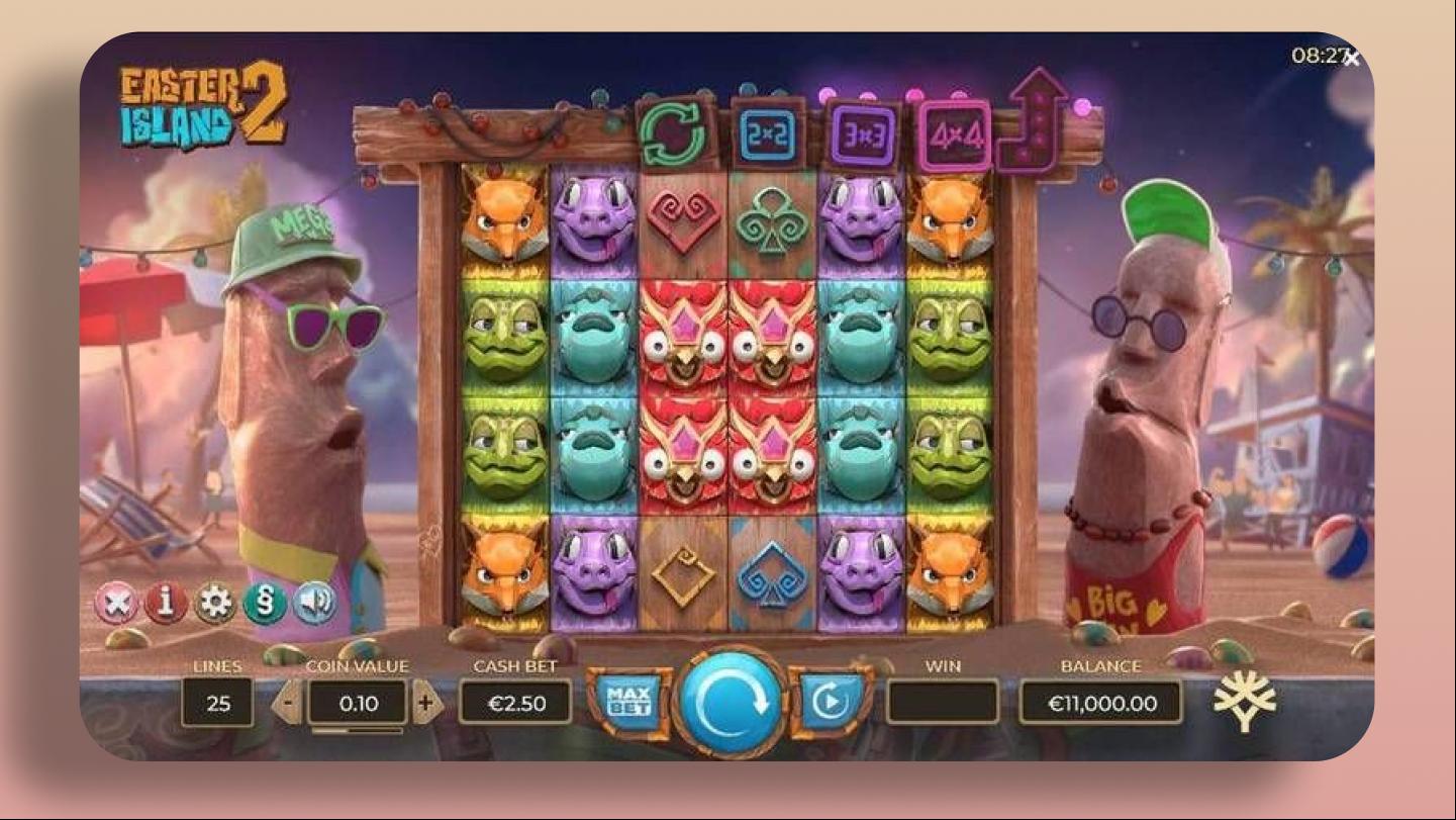 Easter Island 2 - Yggdrasil
