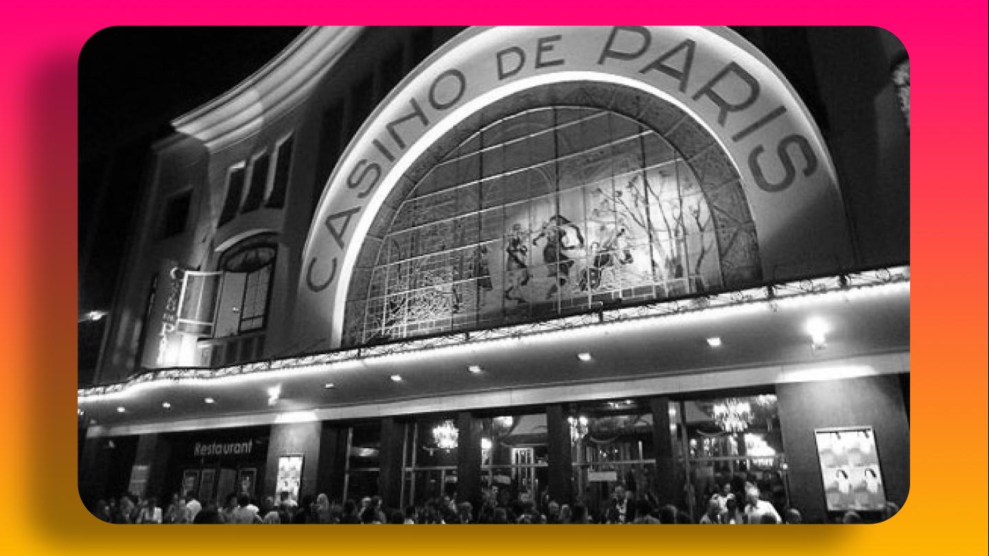 Рекордный прирост сектора казино Франции: 22% за один квартал