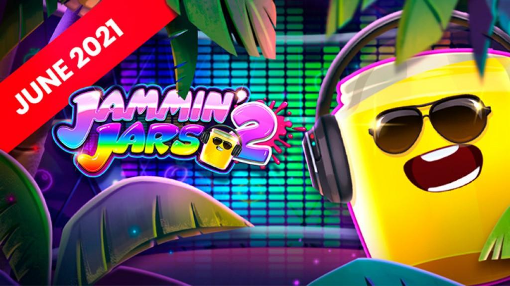 Push Gaming продолжит популярную игру Jammin Jars